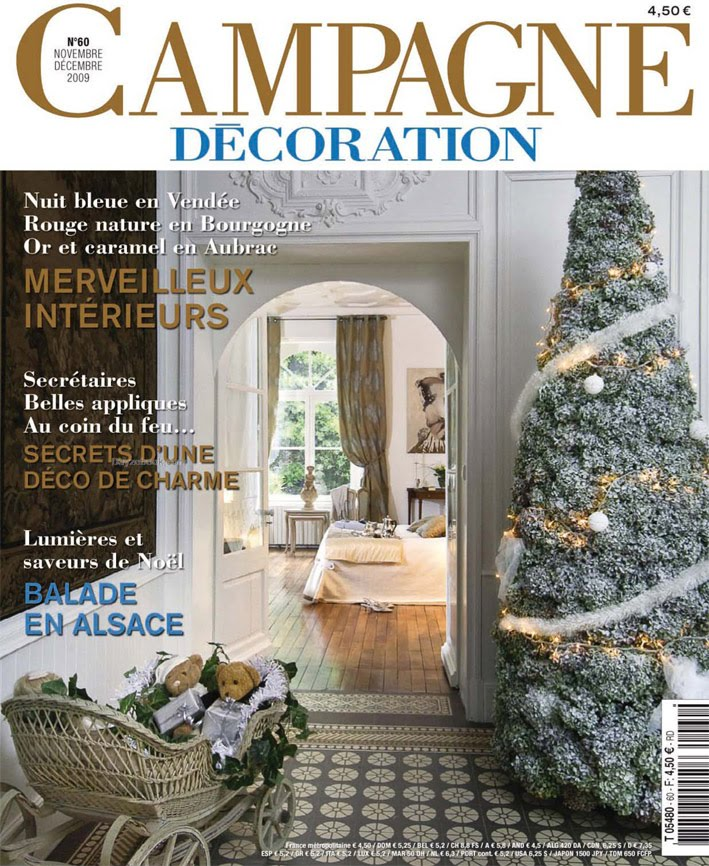 Campagne decoration free dawnload Magazine deco maison
